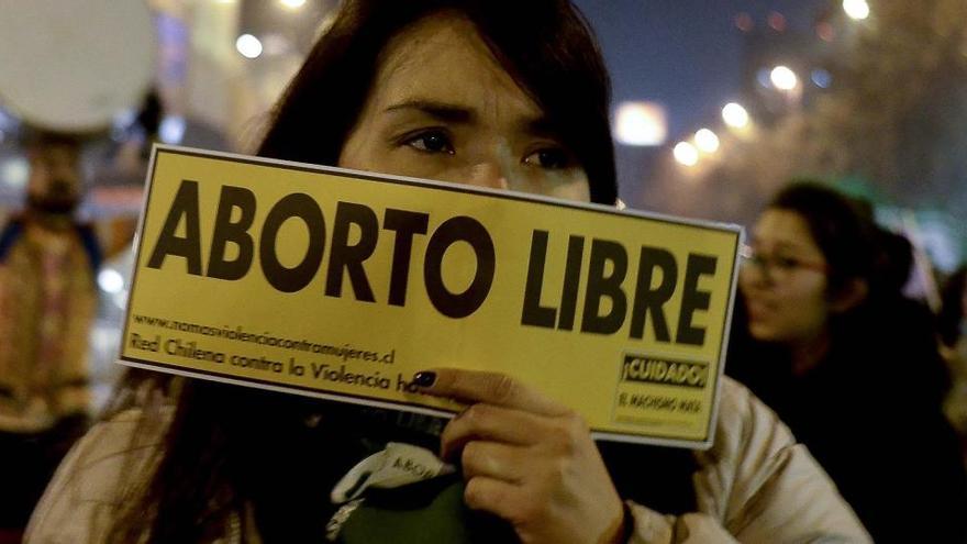 Chile inicia el debate para la despenalización del aborto