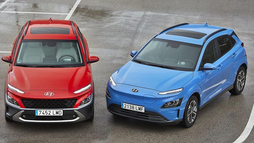 Línea estilizada y elegante en el nuevo Hyundai Kona