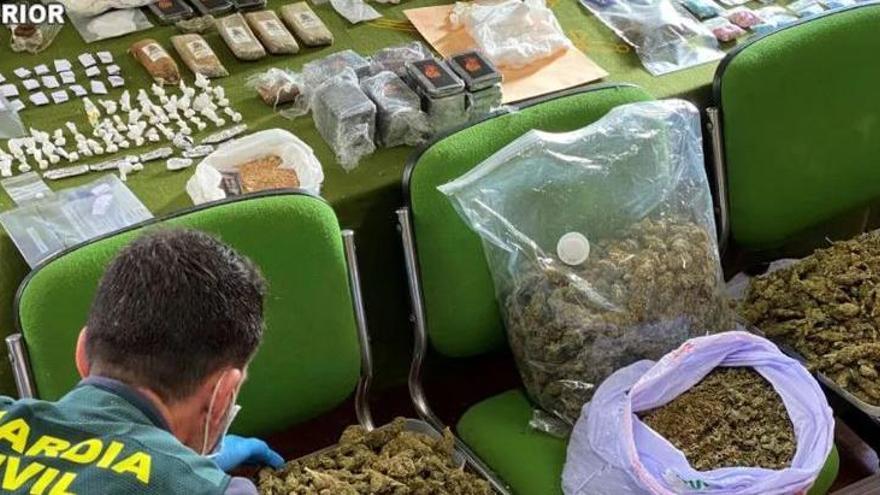 Detenidas 49 personas por tráfico de drogas y blanqueo de capitales