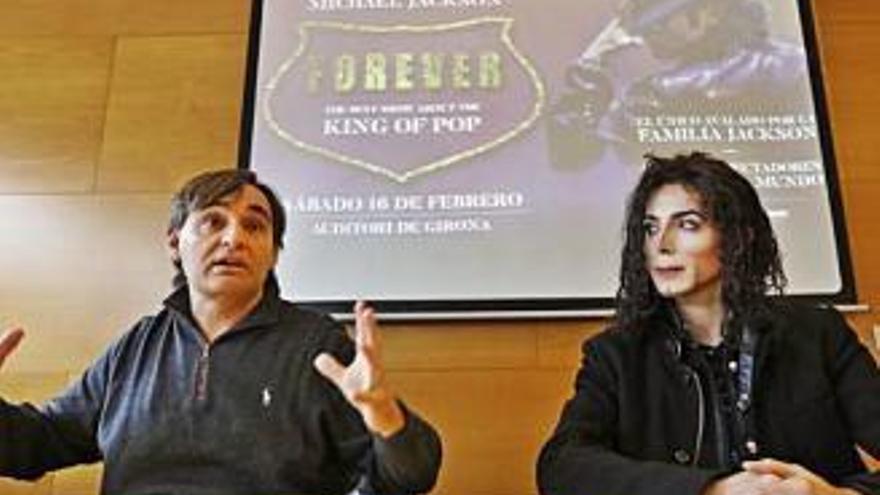 «Forever» permetrà «celebrar» la música de Michael Jackson a Girona