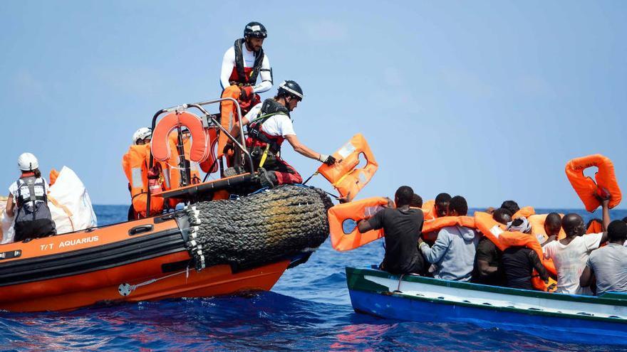 El govern espanyol descarta acollir l'Aquarius en no ser «el port més segur ni més proper»
