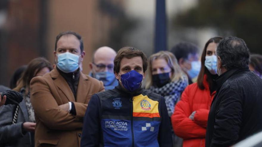 El alcalde de Madrid confirma tres fallecidos en la explosión en un edificio del centro de la ciudad