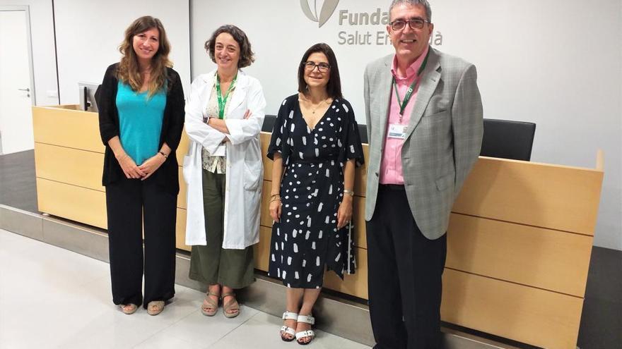 L'Hospital de Figueres s'alia amb el Clínic per impulsar un nou model d'assistència dermatològica