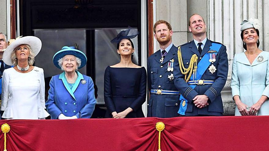 Guillermo de Inglaterra, muy enfadado con la respuesta de Harry y Meghan
