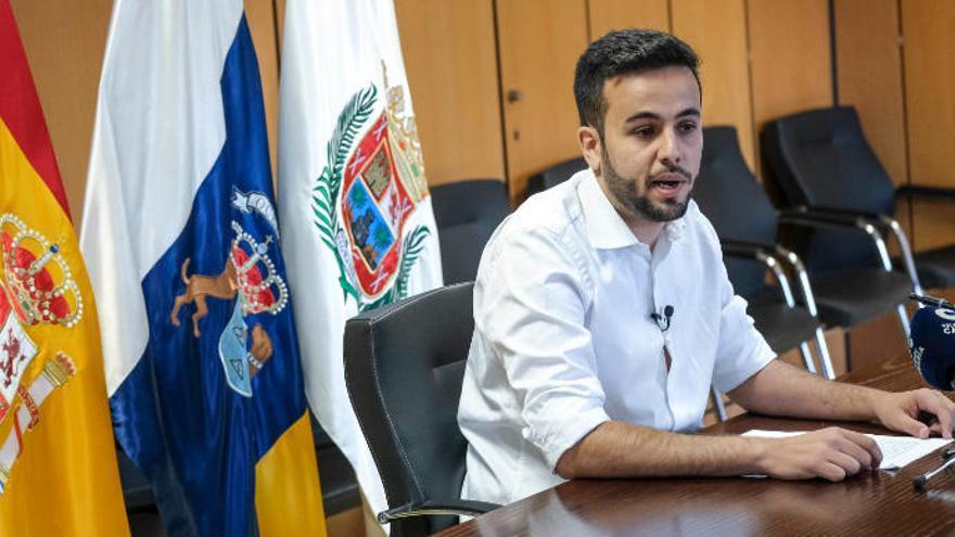 El exconcejal Javier Amador anuncia que deja también Ciudadanos