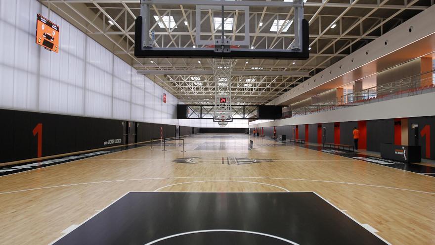Cuatro años de crecimiento de L'Alqueria del Basket