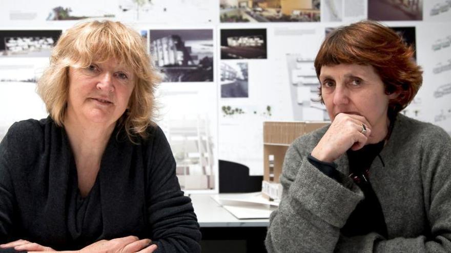 Las irlandesas Yvonne Farrel y Shelley McNamara, Premio Pritzker 2020