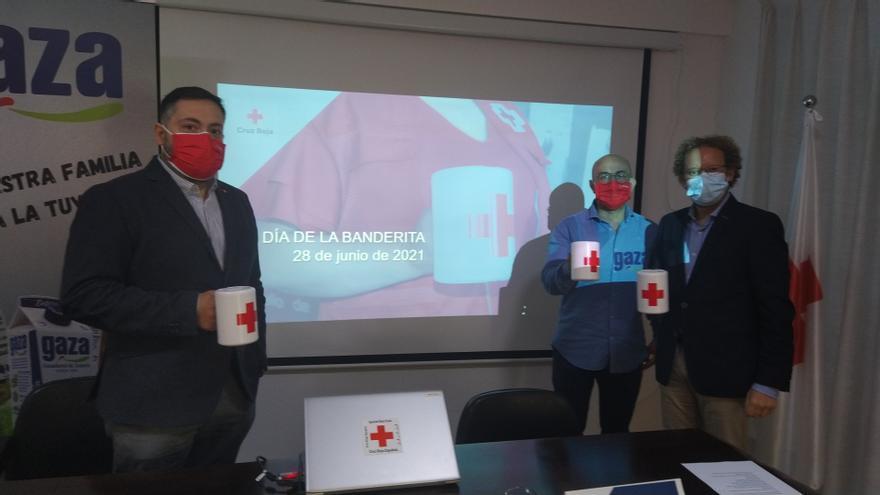 Cruz Roja de Zamora celebra el 28 el Día de la Banderita