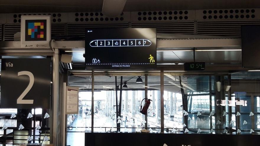 Adif restablece la circulación en la línea de alta velocidad entre Madrid-Zaragoza-Barcelona que ha estado suspendida por un incendio