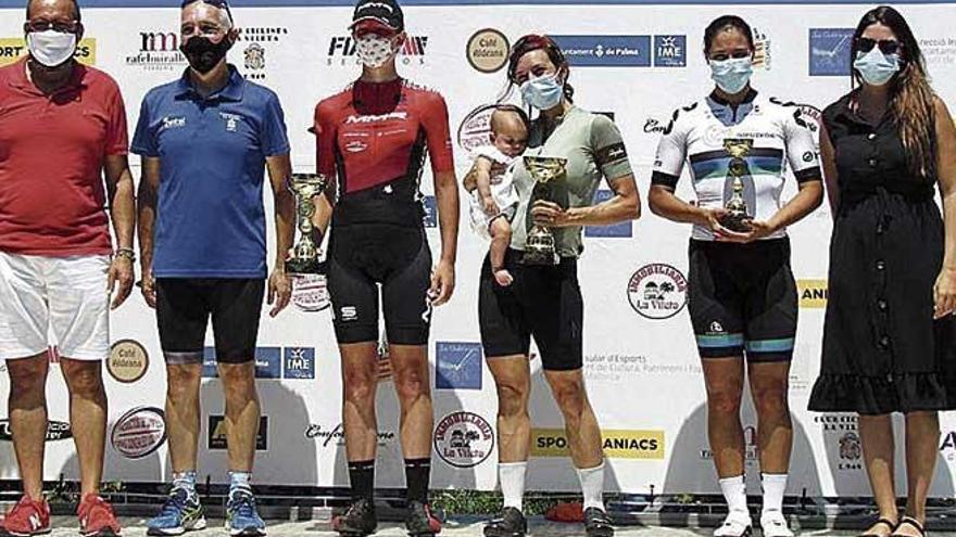 El junior Juan Marín brilla en el 'Trofeo sa Vileta' de ciclismo