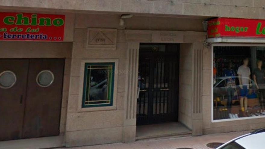 Hallada muerta una mujer tras un incendio en su casa de Pontevedra