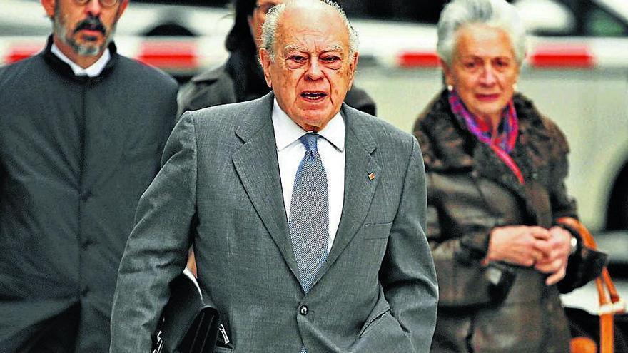 El jutge sosté que Jordi Pujol fill va ajudar  a finançar il·lícitament Convergència