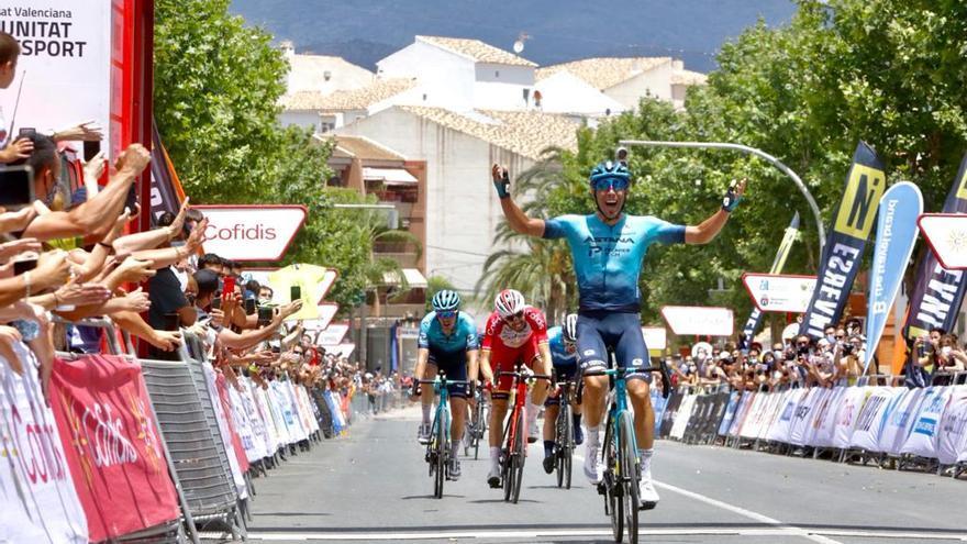 Omar Fraile, campeón de España en La Nucía