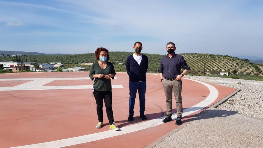 Adelante Andalucía vigilará que la Junta cumpla su compromiso con el hospital de Lucena