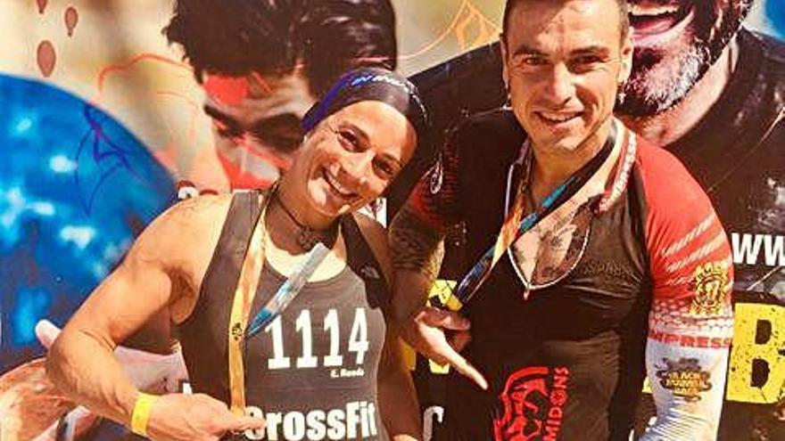 L'artesenca Elena Rueda s'imposa a la categoria elit de la Black Mamba Race