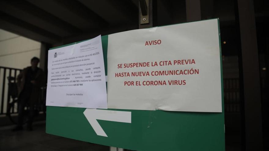 """""""Soy taxista en Palma y me ofrezco a llevar sanitarios al hospital"""""""
