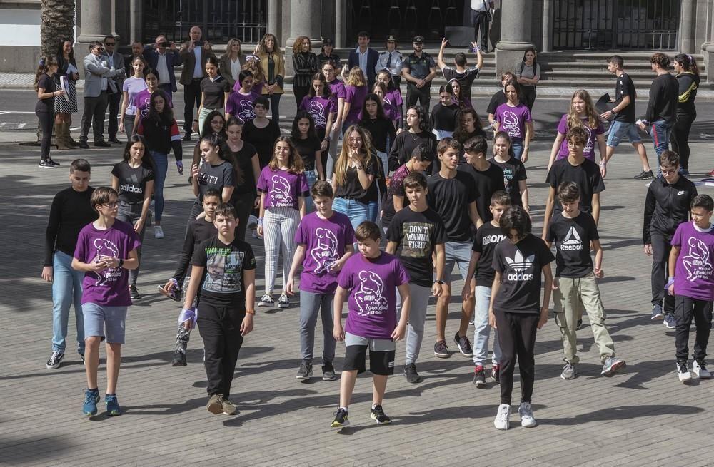 Concurso 'Muévete por la Igualdad de Género'