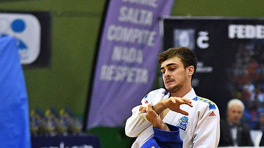El judo vuelve sin contacto