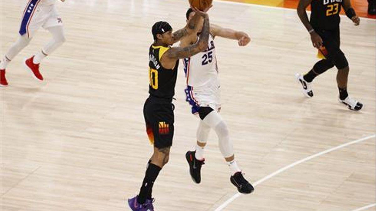 Los Utah Jazz, imparables en el liderato de la NBA