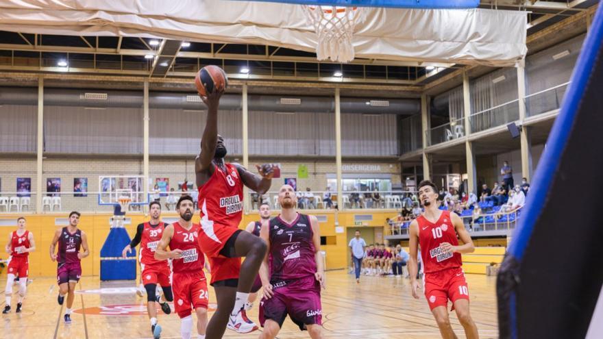 El Bàsquet Girona debuta a la Lliga Catalana amb victòria