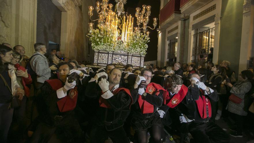 La Marinera será trasladada el 3 de octubre al monasterio de la Santa Faz