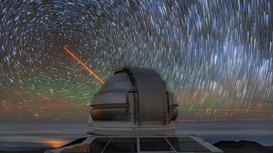Descubren estrellas fallidas que rotan a 360.000 kilómetros por hora