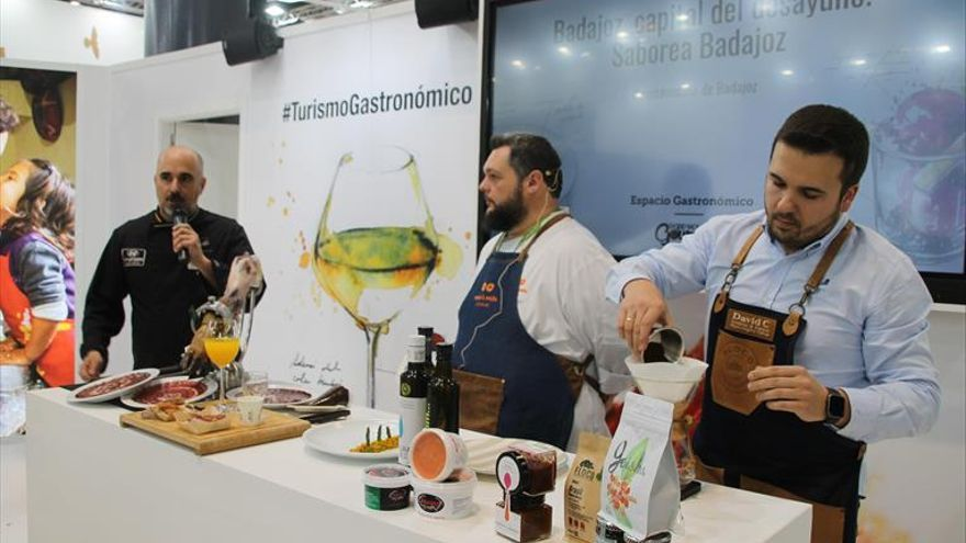 Badajoz demuestra que sus desayunos son un auténtico monumento culinario