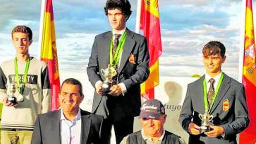 Toni Mairata se cuelga el bronce en el Mundial de tiro