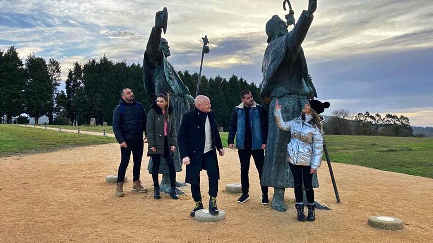 Virvi Fraga dirige el videoclip de la Orquesta Panorama para el Xacobeo 2021