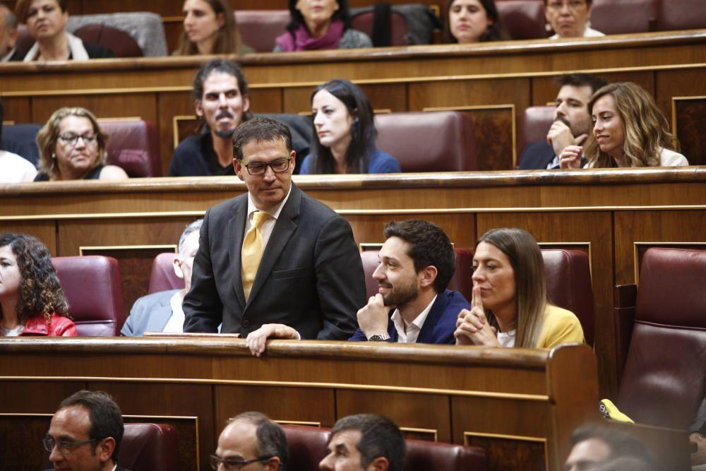 El diputado de Junts en el Congreso, Jaume ...