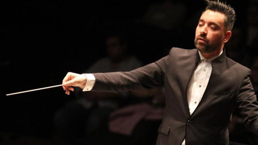 «La calidad de la Filarmónica Nivaria me dejó impactado»
