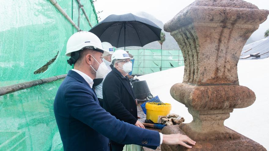 El Cabildo aporta 375.000 euros al proyecto para devolver el esplendor a la Basílica del Pino