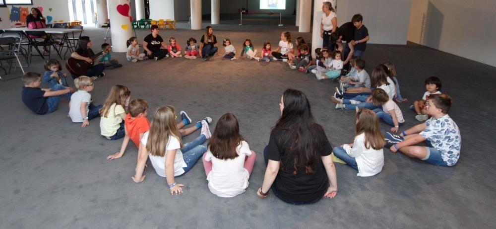 Las imágenes del evento Gestionando Hijos Alicante.