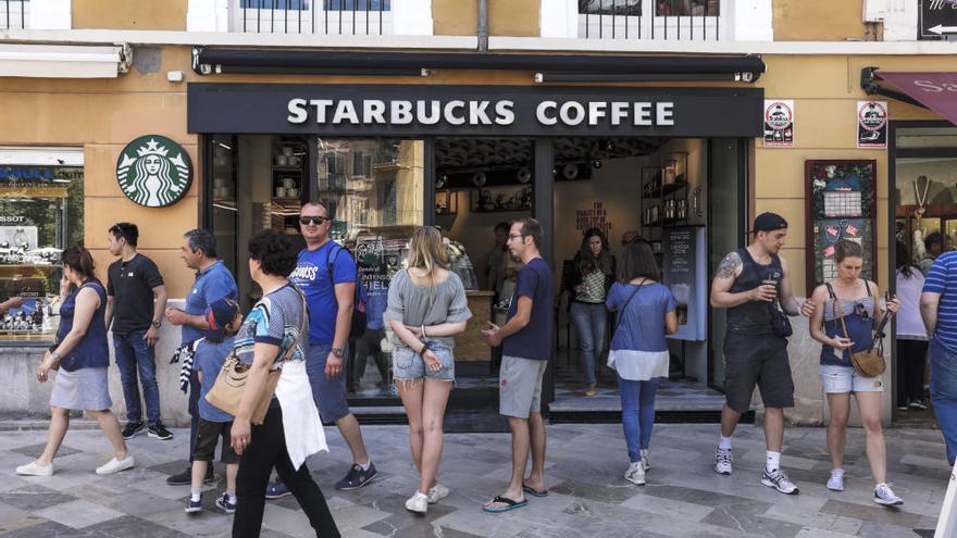 Starbucks-Kaffee gibt es jetzt auch in Palma