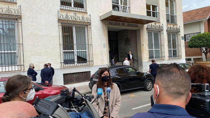 La Junta mantiene a los cinco juzgados de Fuengirola dentro del plan de refuerzo por el Covid
