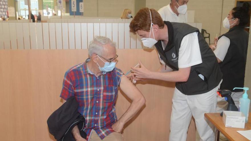 Semana frenética en Fexdega con la previsión de administrar 6.625 vacunas. ¿Quieres saber cuál te va a tocar?