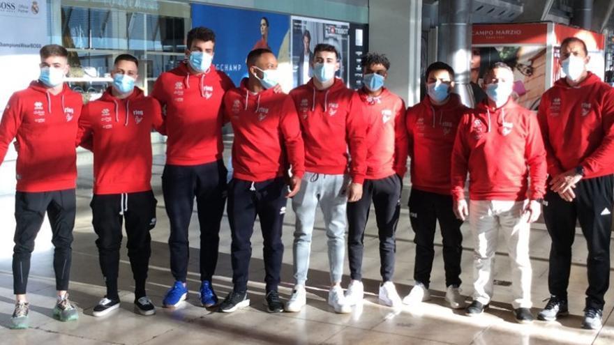 La selección española de gimnasia artística se concentra en Palma