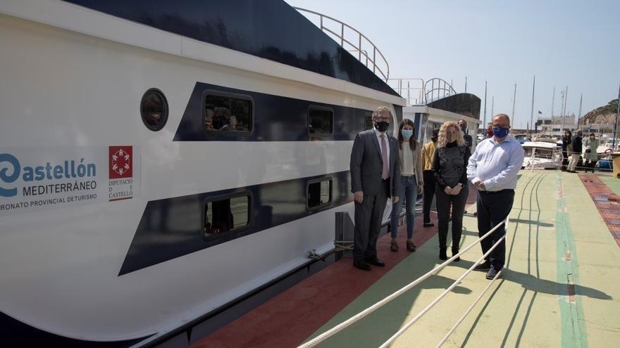 La Diputación apoya con 200.000 euros los barcos escuela de Orpesa