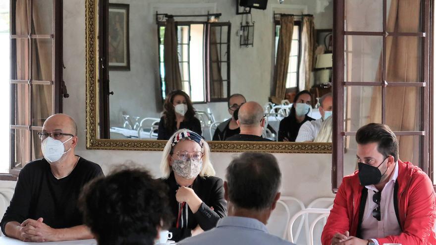 Adesval promueve un encuentro participativo para impulsar el desarrollo de la comarca