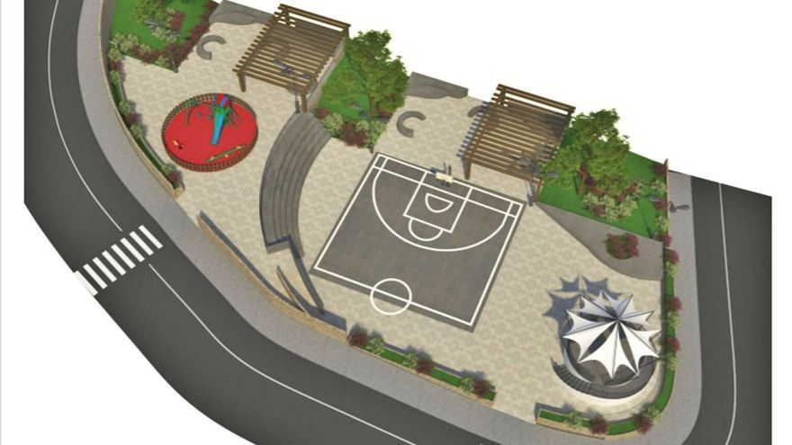 Seis empresas optan a construir la nueva plaza del barrio de La Bodeguilla