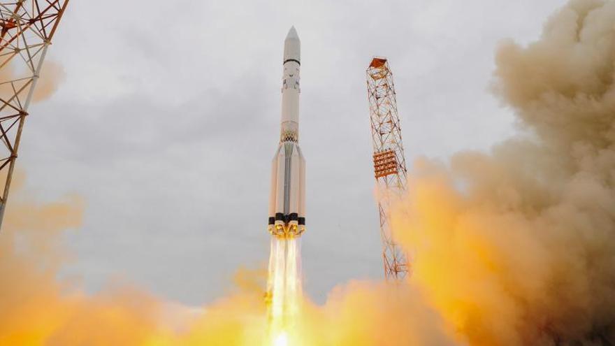 Viajar a Marte reducirá 2,5 años la esperanza de vida de los astronautas