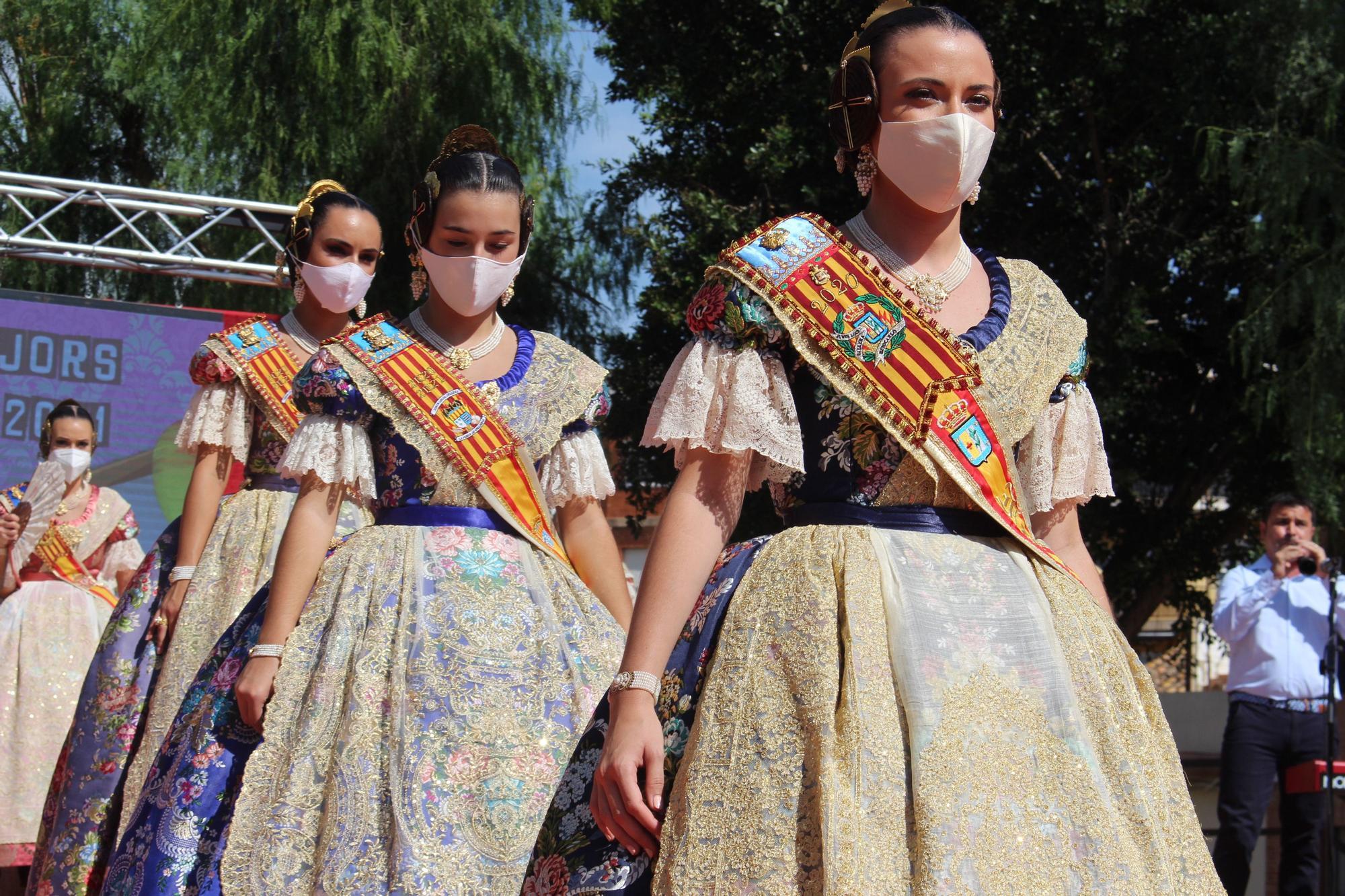 Las Juntas Locales recuperan en Moncada su reunión anual