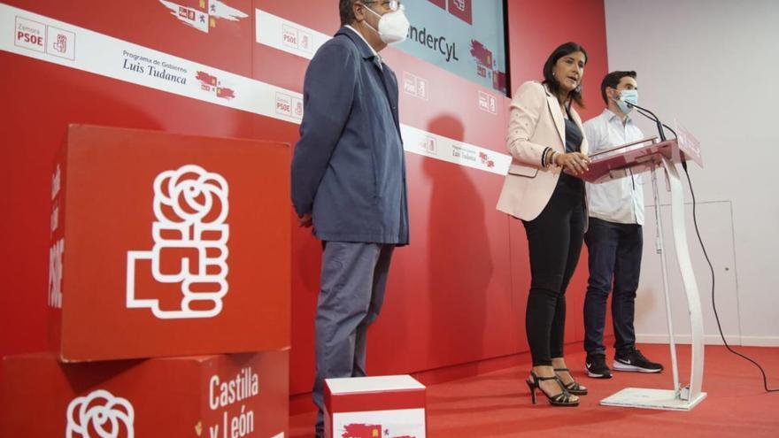 El PSOE de Zamora eleva ante la Junta la cofinanciación de la reapertura de Monte la Reina