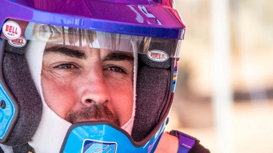 """""""Alonso es una máquina de competir, pero..."""""""