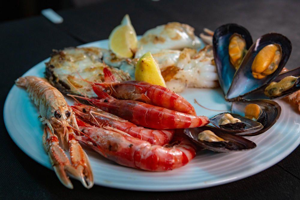 Imágenes del restaurante Xaloc en Alicante