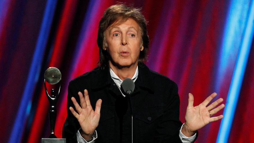 Paul McCartney publica un libro infantil sobre un submarino verde