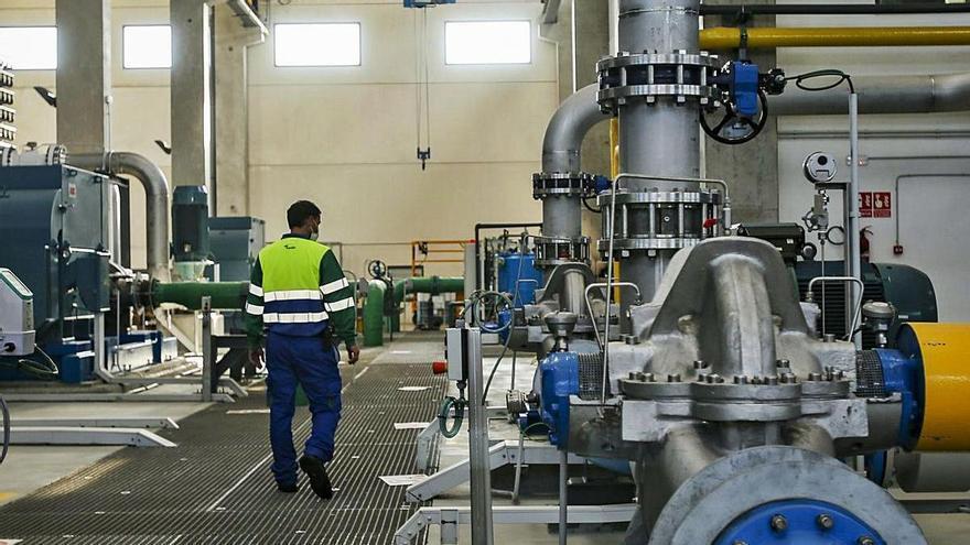 El Gobierno enviará a la provincia agua desalada en Murcia para compensar el recorte del trasvase