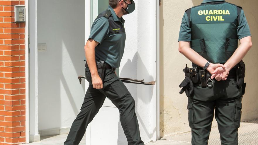 Detienen a un hombre en Jaén sospechoso de haber matado a una mujer