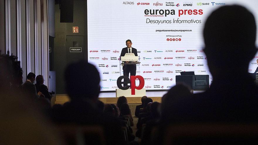 La C. Valenciana se erige como referente de la España periférica