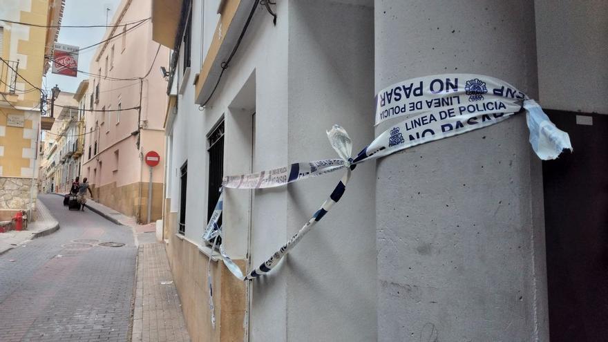 Detenido por asfixiar hasta la muerte a su pareja en Lorca